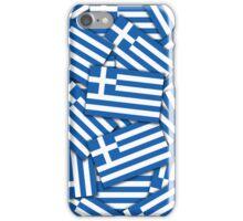 Smartphone Case - Flag of Greece - Multiple iPhone Case/Skin
