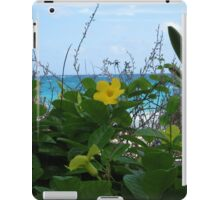 Beach Flower  iPad Case/Skin