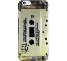 Piracy in the 80's iPhone Case/Skin