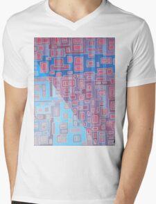 Angular Moddity 2 Mens V-Neck T-Shirt