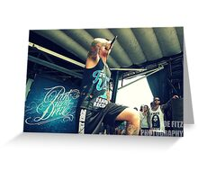 Parkway Drive Greeting Card