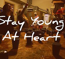 Stay Young At Heart by Joe Fitzpatrick