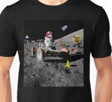 Mario in Space Unisex T-Shirt