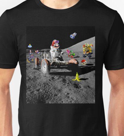 Mario in Space Unisex T-Shirt