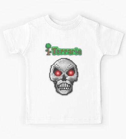 Terraria Skeletron Prime Kids Tee