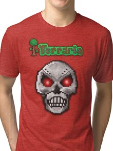 Terraria Skeletron Prime Tri-blend T-Shirt
