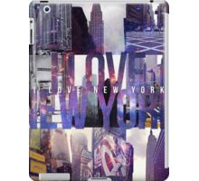 I Love New York iPad Case/Skin