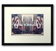 New York City 1 Framed Print
