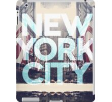 New York City 1 iPad Case/Skin