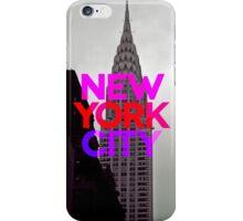 New York City 2 iPhone Case/Skin