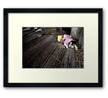Minnie Mouse Framed Print