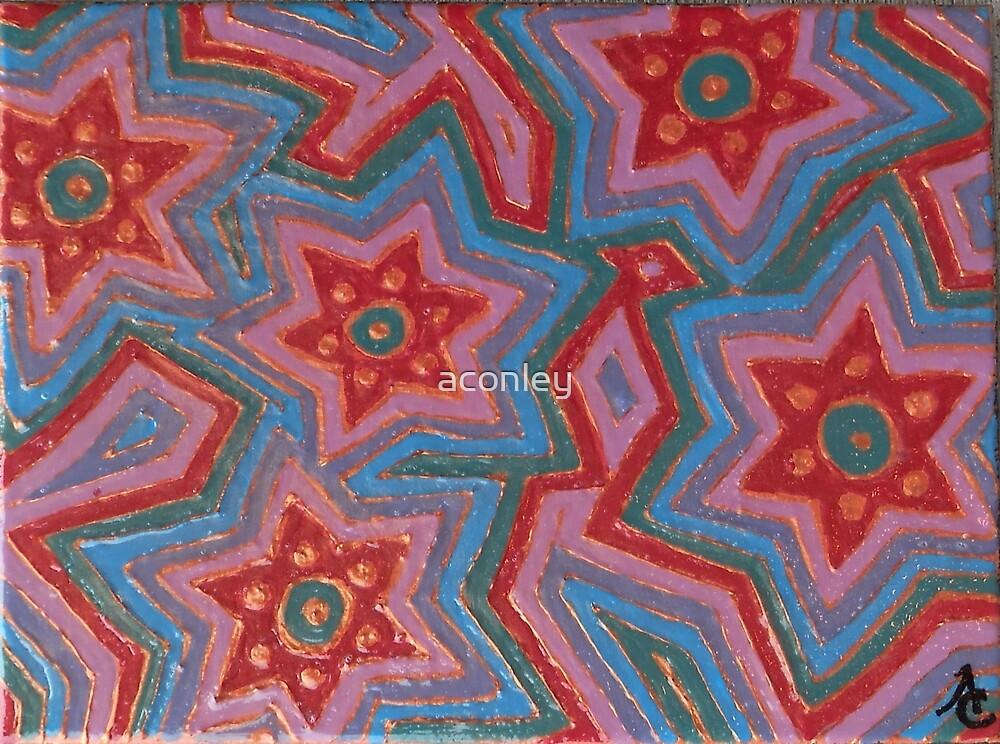 Hexagramic Copper by aconley