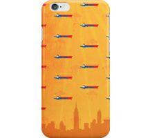 Superman pattern II iPhone Case/Skin