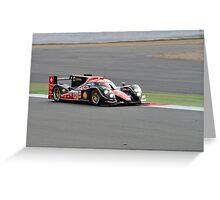 Rebellion Racing No 12 Greeting Card
