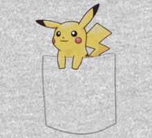 Pocket Pikachu Kids Clothes