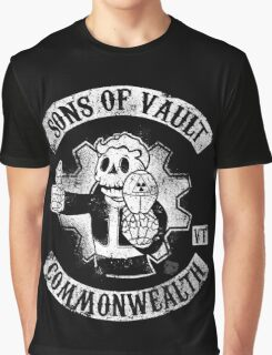 Sons of Vault Graphic T-Shirt