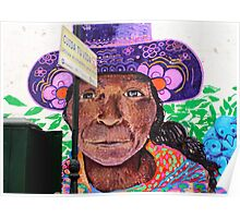 Street Art Lima Peru 1 Poster