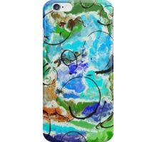 Blue Waters iPhone Case/Skin
