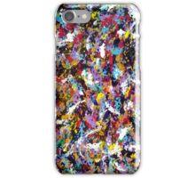 Throw a Little Confetti iPhone Case/Skin