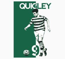 Mark Quigley - Shamrock Rovers by calimcginley