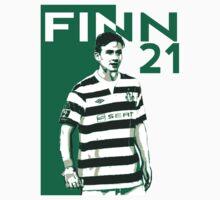 Ronan Finn - Shamrock Rovers by calimcginley