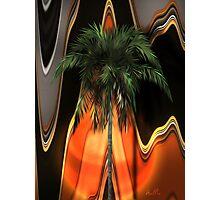 Volcano Coast Photographic Print