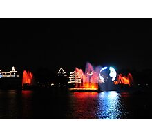 Illuminations Photographic Print