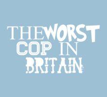 Worst Cop In Britain  Kids Clothes