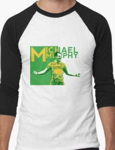 Michael Murphy - Donegal GAA Men's Baseball ¾ T-Shirt