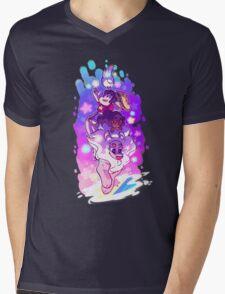 Starblazing Mens V-Neck T-Shirt
