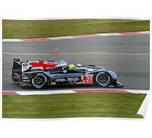 Strakka Racing No 21 Poster