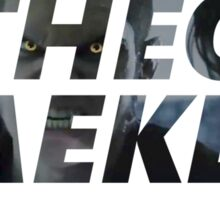 Teen Wolf Theo Raeken Sticker