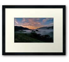Love Her Far Horizons - Jingelic NSW - Upper Murray - The HDR Experience Framed Print