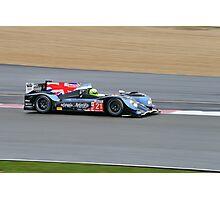 Strakka Racing No 21 Photographic Print