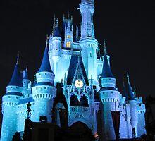 Cinderella Castle by reendan