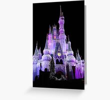 Ice Castle 3 Greeting Card