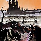 Dark Castle by tofnewrealm