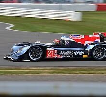 Strakka Racing No 21 by Willie Jackson