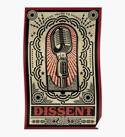 Dissent Poster