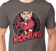 Star Wars Sullustan Smuggler Nien Nunb Crest  Unisex T-Shirt