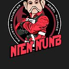 Star Wars Sullustan Smuggler Nien Nunb Crest  by Creative Spectator