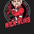 Star Wars Sullustan Smuggler Nien Nunb Crest  by Creative Spectator