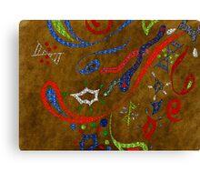 Digga Tunnah Canvas Print