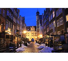 Gdansk Glory Photographic Print
