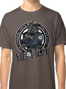 TIE Pilot Crest Classic T-Shirt