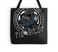 TIE Pilot Crest Tote Bag