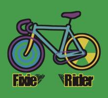 Fixie Rider by chasemarsh