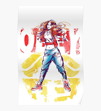Obey Jessica Poster