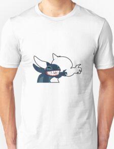 "Stitch - ""Hi"" face T-Shirt"