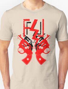 FUCKIN LIVIN TRIPPIN Unisex T-Shirt